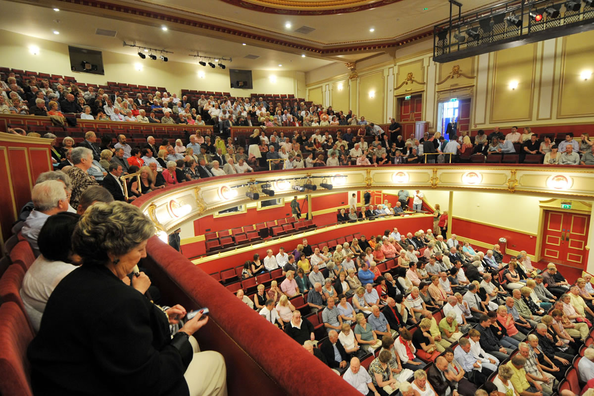 Bridlington Spa - Venue