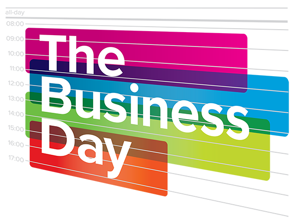 The Business Day Logo